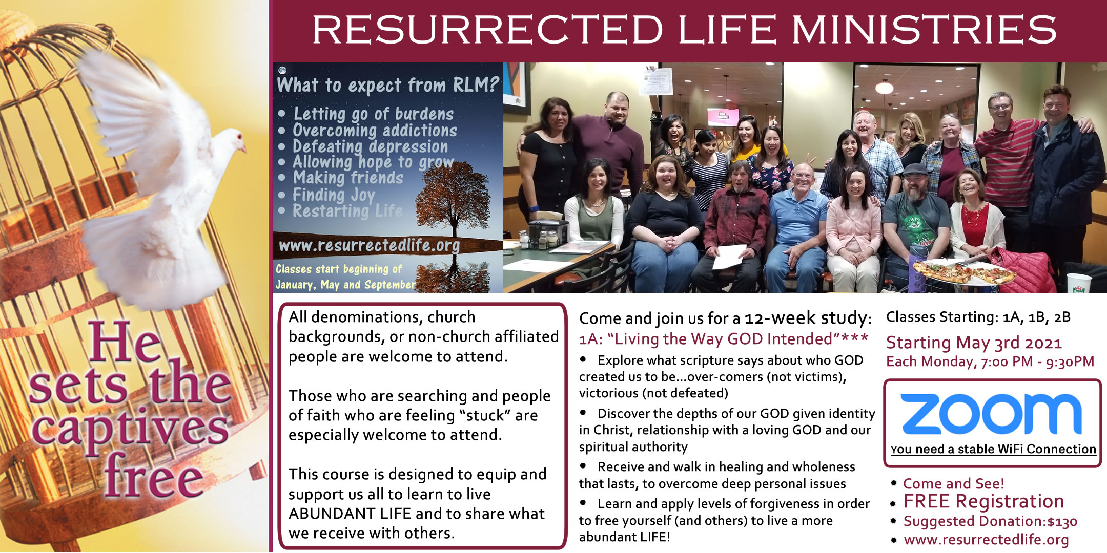 RLM Registration May 2021
